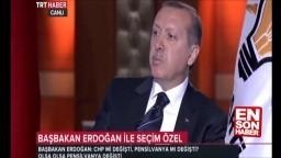 Recep Tayyip Erdoğan Said Nursi ile Fethullah Gülen'in farkını anlatıyor