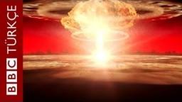 'Atom bombasının Hiroşima'ya düştüğü an' - BBC TÜRKÇE