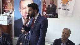 Saadet Partisi'nden AK Parti'ye katılım