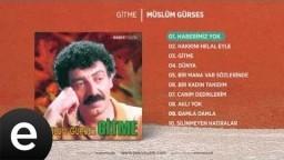 Haberimiz Yok (Müslüm Gürses) Official Audio #haberimizyok #müslümgürses - Esen Müzik