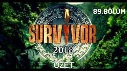 Survivor 2018   89. bölüm özeti