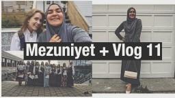 Norveç'te lise mezuniyet töreni | Benimle hazirlanin Vlog | Zeynep Temel