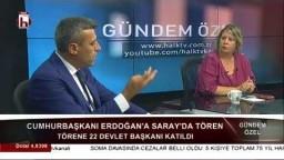 Erdoğan'a şaşalı tören / Gündem Özel - Öztürk Yılmaz - Rafet Kağan Aslantaş - 11 Temmuz -1-