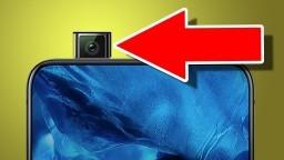 Apple'a Tarihi Ayar: 0 Çerçevesiz ve Ekstra Kameralı Telefon: Vivo Nex