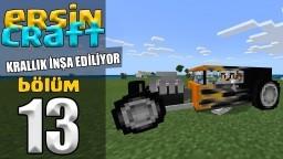ErsinCraft Krallığı İnşa Etmeye Devam - Minecraft MCPE #13