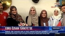 Ebru Özkan Türkiye'de