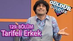 Güldür Güldür Show 129. Bölüm, Tarifeli Erkek Skeci