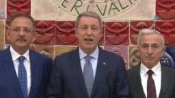 Milli Savunma Bakanı Hulusi Akar'dan 'Bedelli Askerlik' Açıklaması