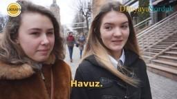 Ukrayna'ya Sorduk: Türkiye Denince Aklınıza İlk Olarak Ne Geliyor?