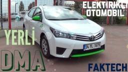 Türk Malı Elektirikli Otomobil İncelemesi ( DMA )