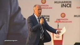 Muharrem İnce | İzmir Mitingi | 21 Haziran 2018