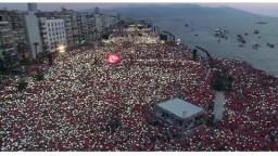 Muharrem İnce İzmir Mitingi 2.500.000 Milyon Katılımcı 2018