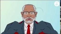Saadet Partisi'nden animasyonlu reklam filmi Süpermen Temel Karamollaoğlu