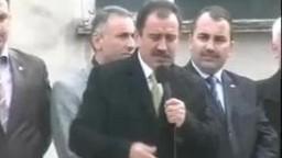 Muhsin Yazıcıoğlu ağlattı