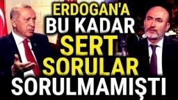 Gezegen Mehmet'den Erdoğan'a SERT SORULAR.