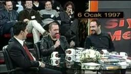 Siyaset Meydanı 6 Ocak 2000 Tamamı (Cem Yılmaz - Beyaz - Yılmaz Erdoğan)