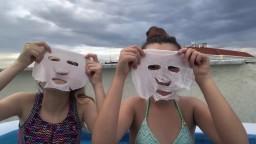 2018 Yaz Tatili VLOG 6- Şişme Havuzu Kurduk |Nisanur Neşeli