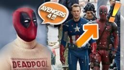 Deadpool Avengers 4'te Olacak! mı?