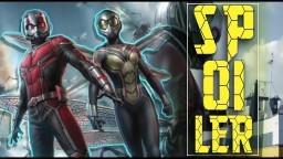 ŞİMDİ NE OLACAK?| Ant-Man & Wasp ''SPOILERLI''