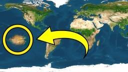 Pasifik Okyanusunda Yeni Bir Kıta Keşfedildi