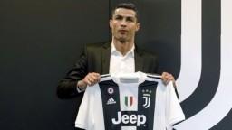 Tarih Yeniden Yazılıyor! Cristiano Ronaldo 100 Milyon Euro'ya Juventus'a transfer oldu.