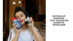 Hayvanlar Üzerinde Test Yapmayan Kozmetik Ürünlerim | Cruelty-Free Kozmetik