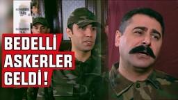 Bedelli Askerler Karargah Destek Bölüğüne Katıldı! 28 Gün Askerlik...