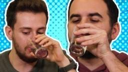Pes Etmeli Su İçme Kapışması - Kartı Çek & Suyu İç