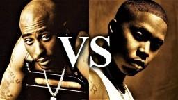 2Pac Vs. Nas - Full Battle [Beef Analysis]