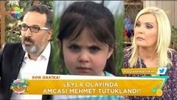 Leyla olayında şok tutuklama!