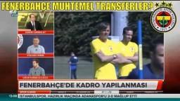 Fenerbahçe Transferleri-20 Temmuz 2018-Uğur Karakullukçu ve Volkan Demir Yorumları-Spor Ajansı