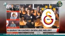 Uğur Karakullukçu'nun Galatasaray Kadrosu Yorumları-20 Temmuz 2018- Spor Ajansı