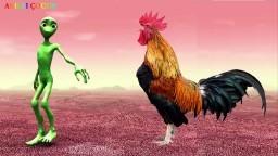 Çocuklar için hayvan çizgi filmi - Gerçek Hayvan Sesleri - Eğitici Video - Çocuklar İçin Hayvanlar