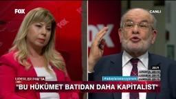 Cumhurbaşkanı Adayımız Temel Karamollaoğlu - FoxTv - 23.05.2018