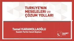 ESAM | Türkiyenin Meseleleri ve Çözüm Yolları - Temel Karamollaoğlu