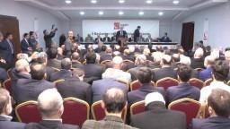 Temel Karamollaoğlu - İl Başkanları Toplantısı - 25.02.2017