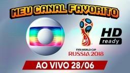GLOBO AO VIVO HD - JORNAL NACIONAL - 28-06-2018