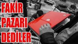 YEPYENİ [Laptoplar, akıllı telefonlar] #BİT PAZARI İNCELEME