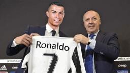 Ronaldo Juventus Transferinde Son Durum