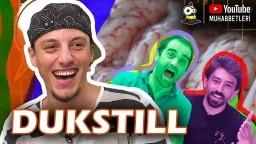 BEYİNLİ PİZZA YEDİK! YouTube Muhabbetleri YENİ SEZON! KONUK: DUKSTILL