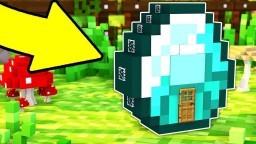 ELMAS'IN İÇİNDE YAŞAMAK! - Minecraft