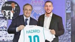Real Madrid Ronaldo'nun Yerine Hazard'ı Alıyor -Son Durum