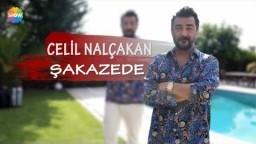 Celil Nalçakan film setinde zor anlar yaşıyor!