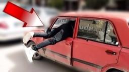 Arabaya binme taktiği! | (Adem Öndeş Vineleri)