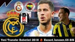 Yeni Transfer Haberleri 2018