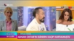 Eski Kedicik 'Ceylan Özgül' Canlı Yayına Bağlandı; Flaş Açıklamalar!   Beyaz Magazin   17.07.2018