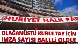 """CHP Bilecik Milletvekili Yaşar Tüzün: """"Sayının Bugün 600 Geçeceğine İnanıyoruz"""""""