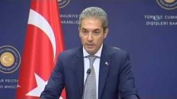 """Dışişleri Sözcüsü Aksoy: """"NSU Davası Bizim Beklentilerimizi Hiçbir Şekilde Karşılamadı"""""""