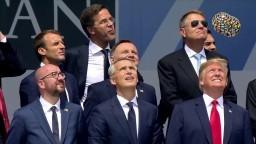 NATO'da ATAK şov! Gururumuzsun Erdoğan!