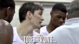 Cedi Osman'ın Cleveland Cavaliers'a liderlik edişinin saha içi mikrofonuna yansıması